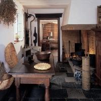 Küche um 1800