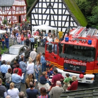 Feuerwehrfest 2007